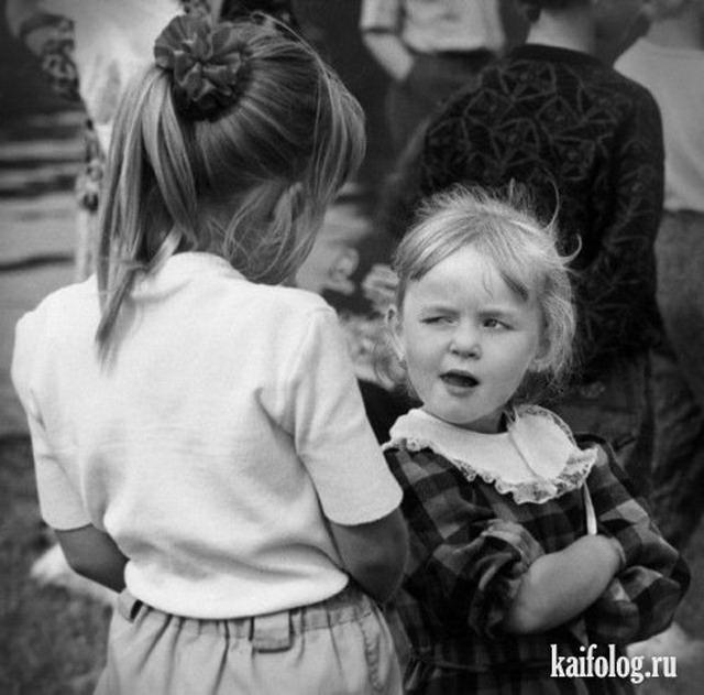 Прикольные дети (35 фото)