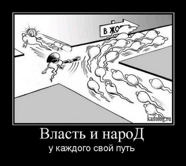 Демотиваторы-37 (45 фото)