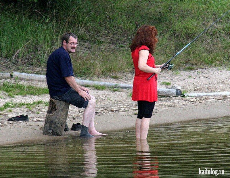 рассказ чехова про рыбалку