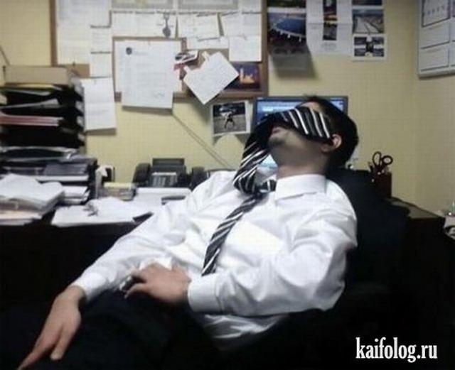 Как надо работать или трудовые будни (40 фото)