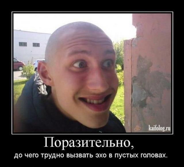 Чисто русские демотиваторы-23 (80 фото)