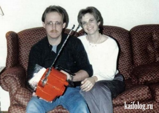 Странные семейные фото (30 фото)