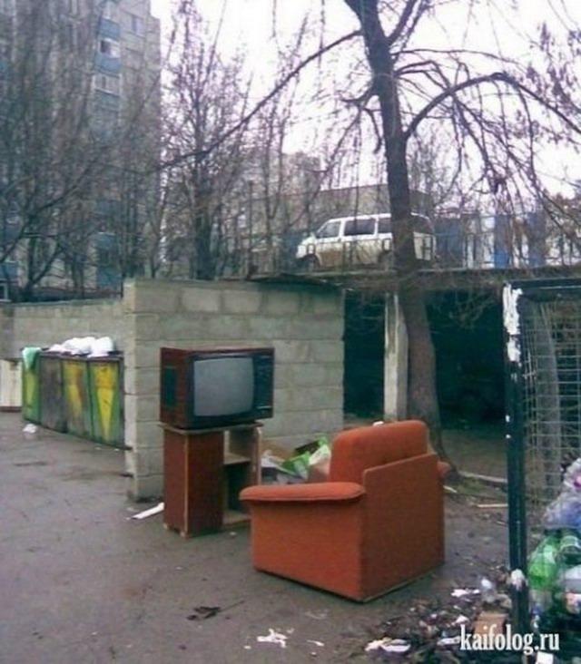 WTF по-русски. Часть-2 (45 фото)