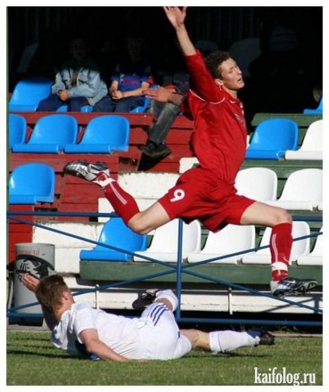 Футбольные приколы (47 фото)