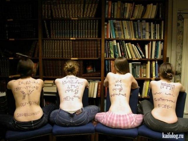 Научные татуировки (30 фото)