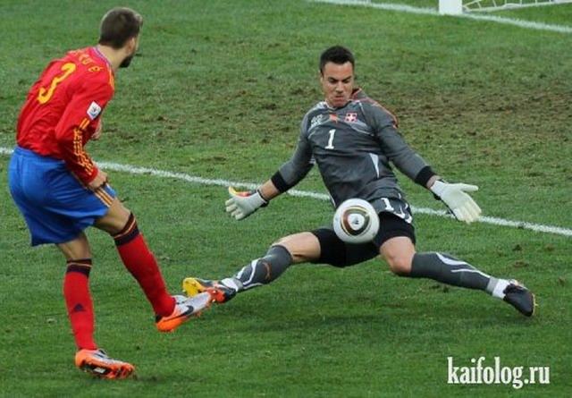 Лучшие фото c чемпионата по футболу 2010 (45 фото)