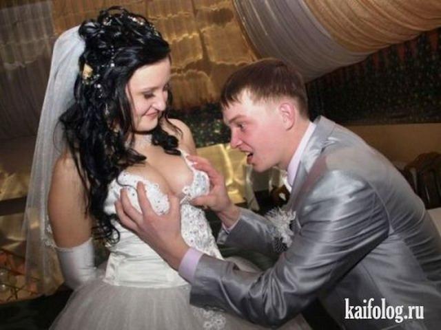 Свадебные приколы (40 фото)