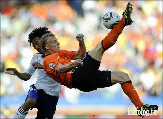 Чемпионат Мира по футболу 2010. Часть-2 (45 фото)