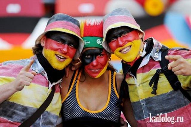 Чемпионат Мира по футболу 2010. Часть-3 (50 фото)