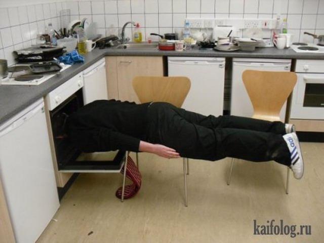 Как правильно валяться или игра в лежанку (35 фото)