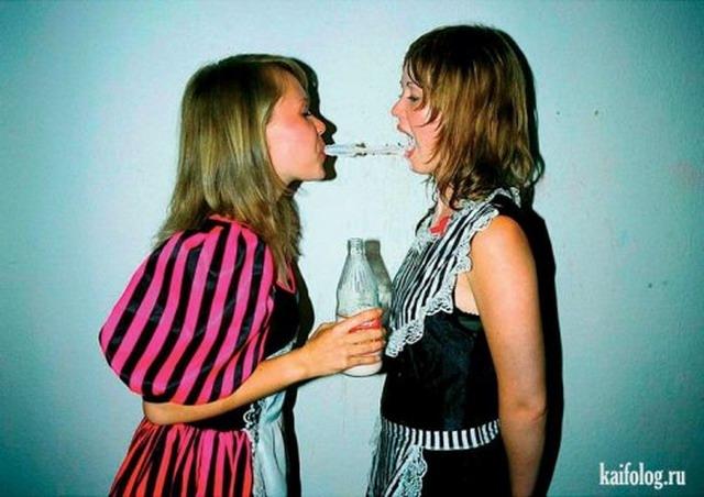 Девушки жгут (25 фото)