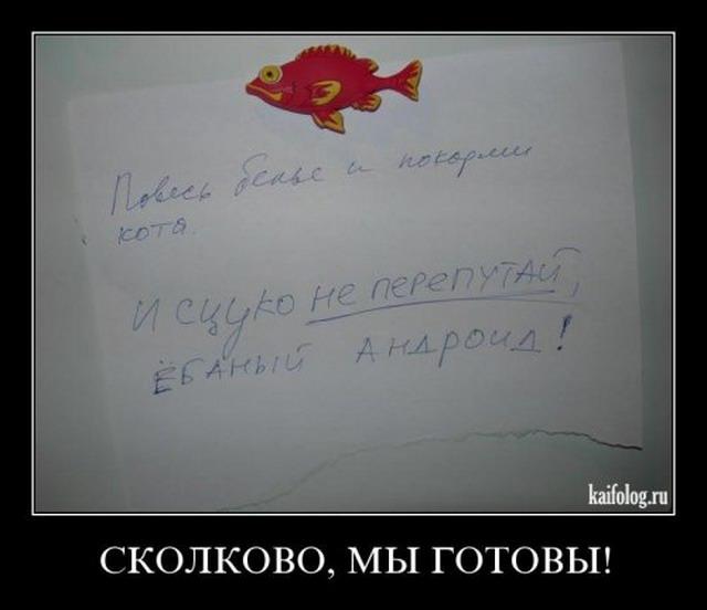 Чисто русские демотиваторы-29 (55 фото)
