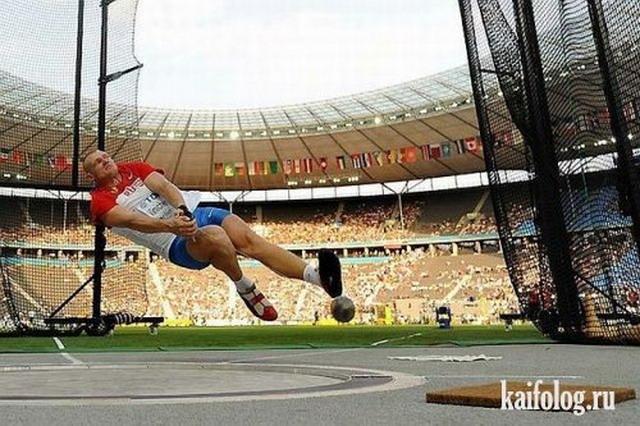 Прикольный спорт (45 фото)
