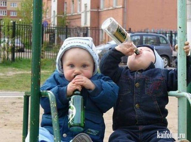 Чисто русские дети (35 фото)