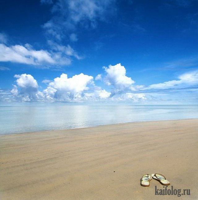 Райские острова. Часть-2 (30 фото)