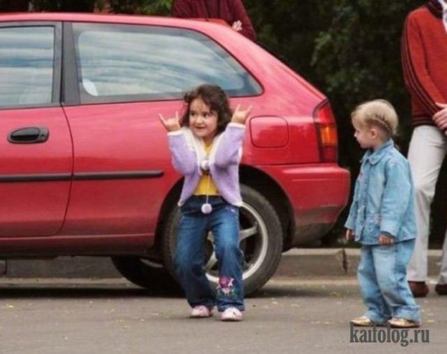 Прикольные дети. Часть-2 (35 фото)