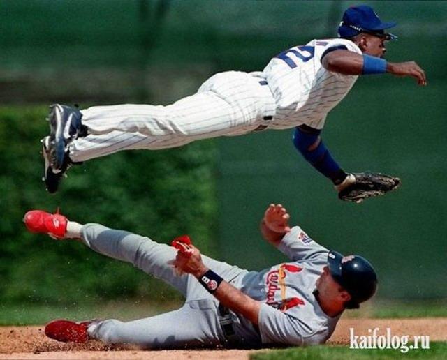 Спортивные приколы (40 фото)