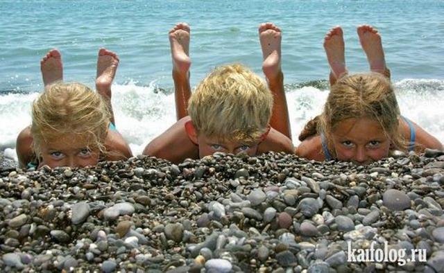 Прикольные дети - 3 (35 фото)