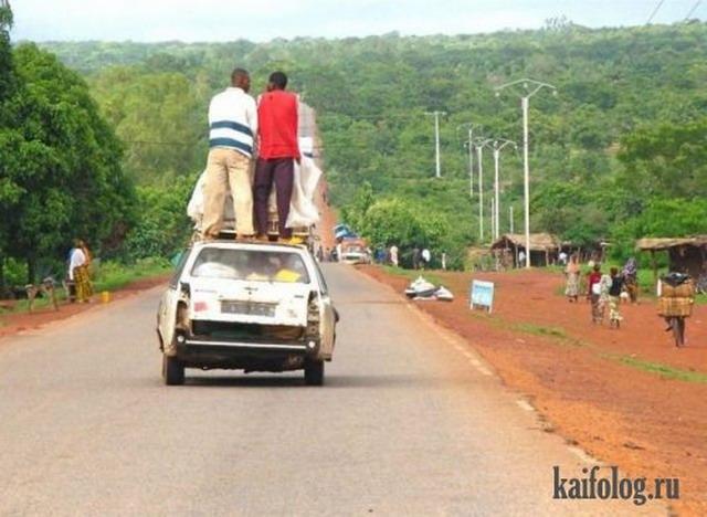 Африканские приколы (30 фото)