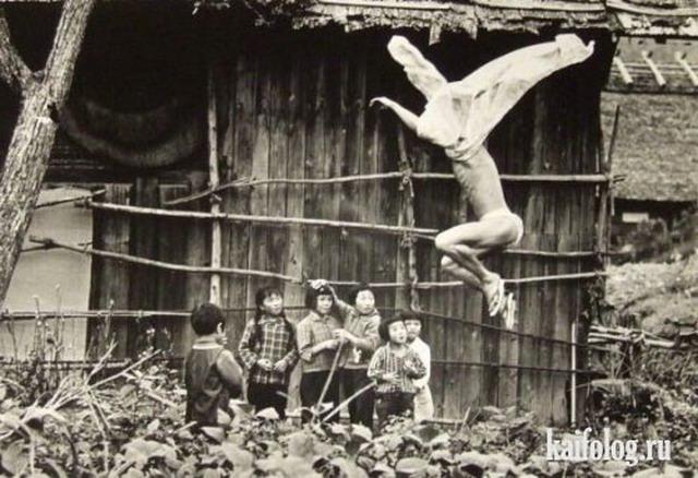 Фотоприколы из прошлого (50 фото)