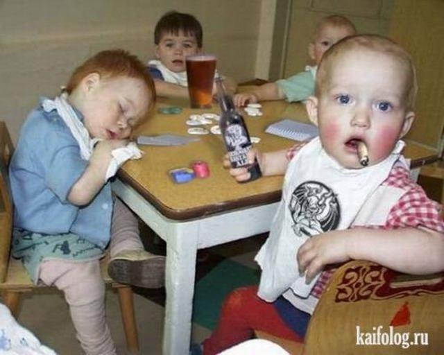 Детишки года (50 фото)
