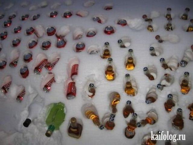Новогоднаяя фотоподборка (75 фото)