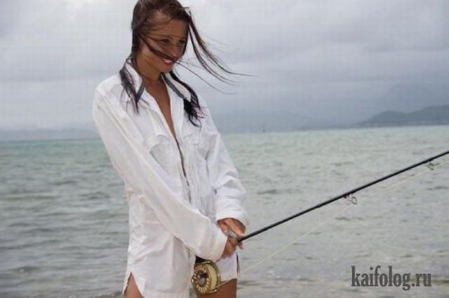 Приколы про рыбалку (26 фото)