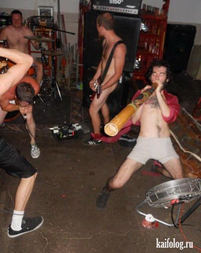 Отвязные музыканты (55 фото)
