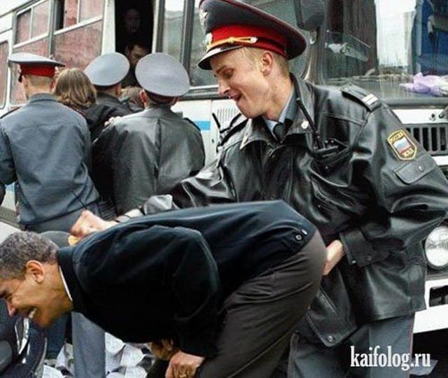 Трансформируемся в полицию (50 фото)