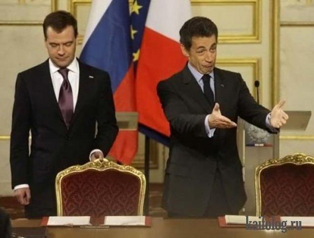 Приколы про политиков (50 фото)