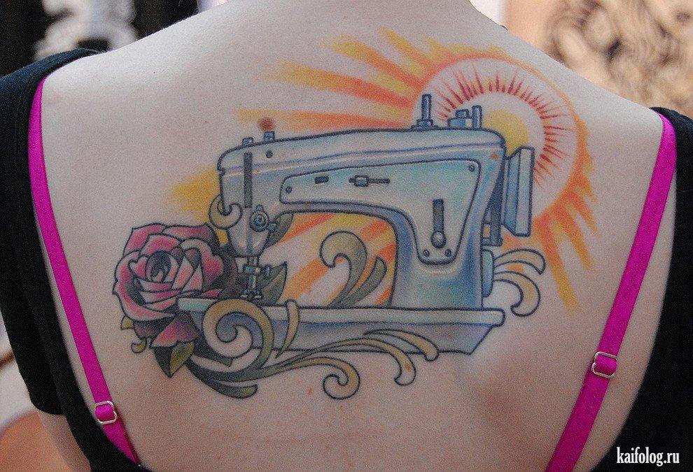 Идиотские татуировки 40 фото