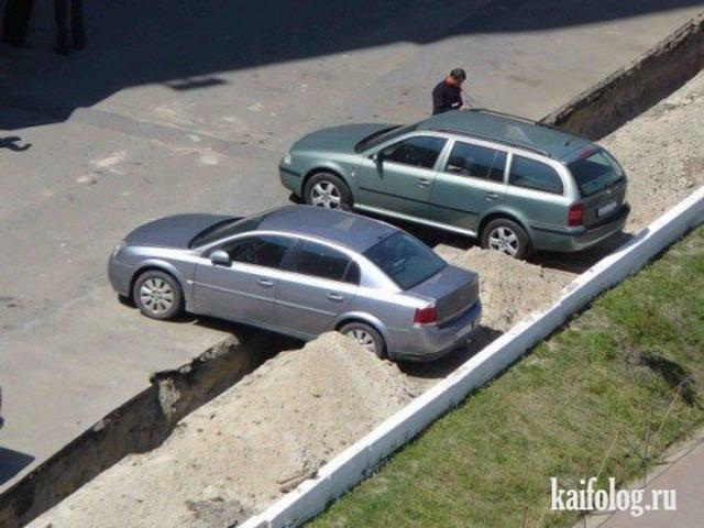 Мастера парковки. Часть-7 (65 фото)