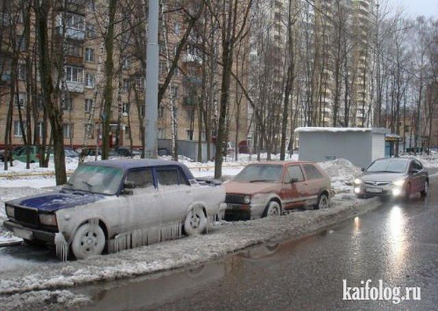 Весна по-русски (40 фото)