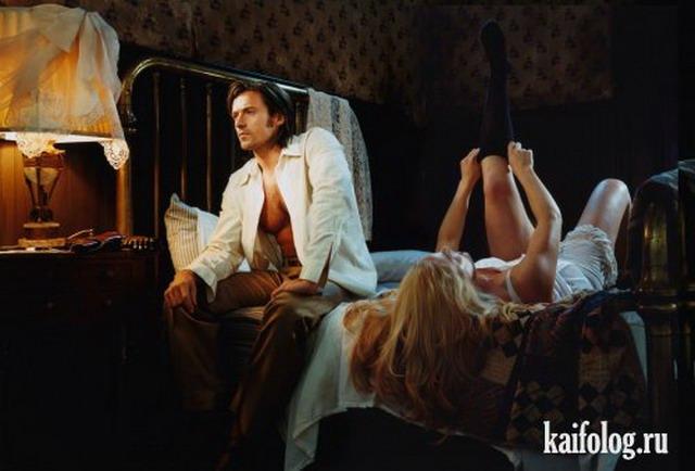 Фотоприколы про американских знаменитостей (40 фото)