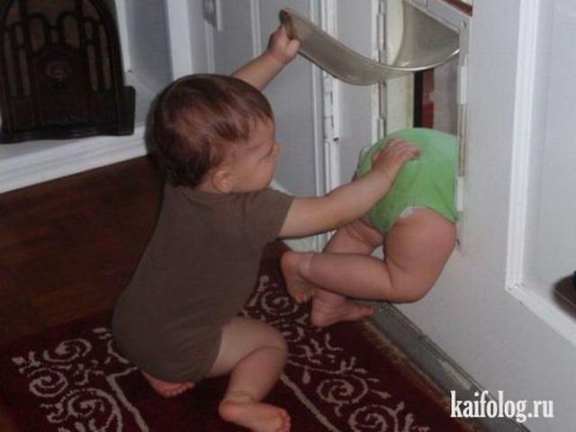 Милые и смешные фото детей