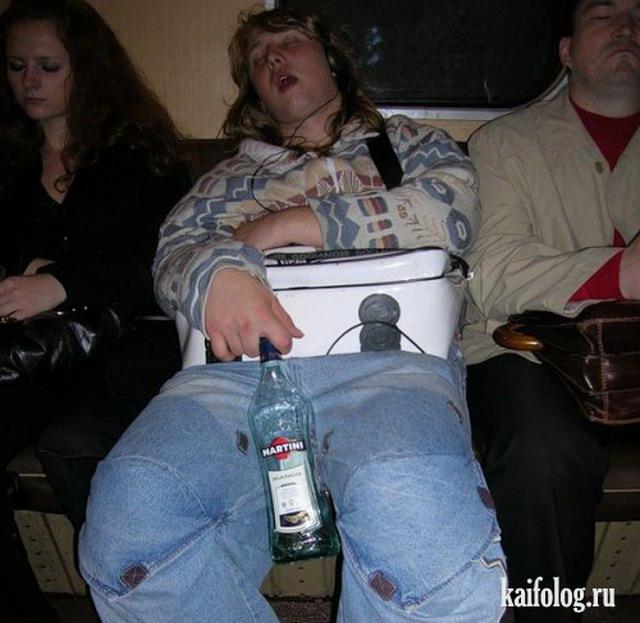Как неправильно отдыхать на выходных (43 фото)