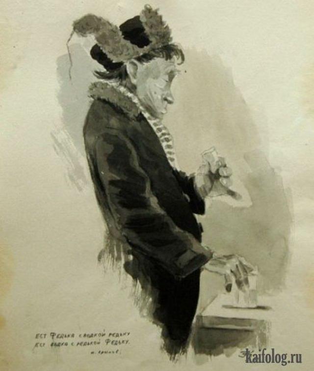 Антиалкогольные картинки времен СССР (25 картинок)
