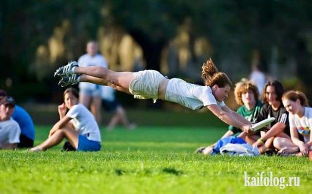 Прикольные спортсменки (50 фото)