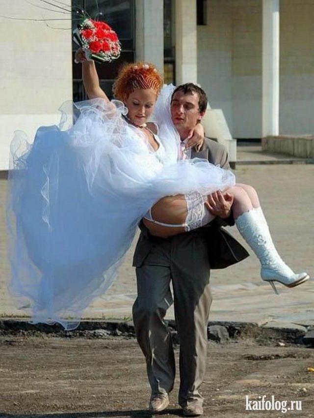 Юбкой под свадебные приколы
