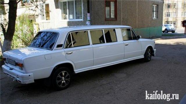 Переделанные русские машины видео фото 608-892