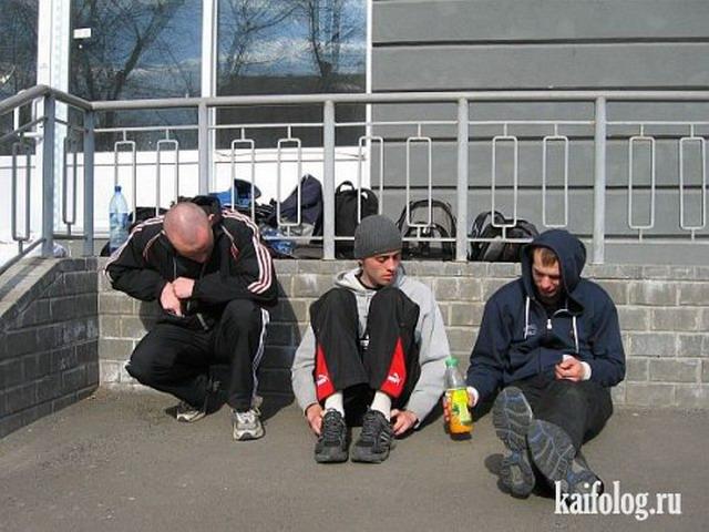 Приколы про гопников (40 фото)