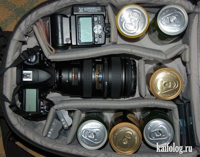 Прикольные фото фотографов (50 фото)