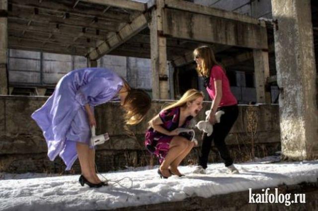 Веселые девахи (20 фото)