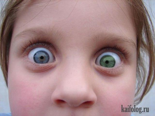Прикольные фото детей (35 фото)