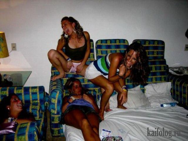 Чокнутые девицы (25 фото)