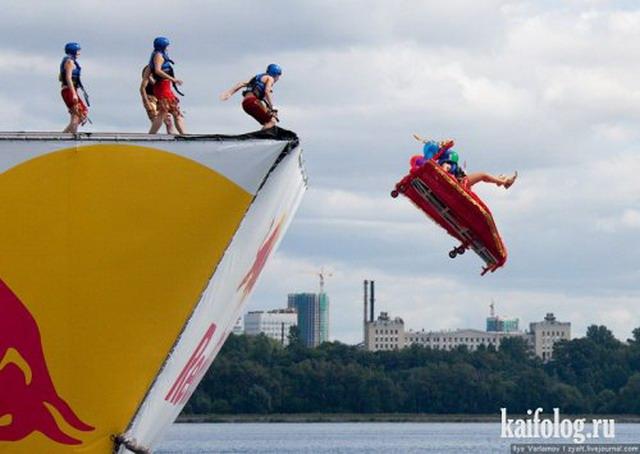 Чемпионат Red Bull Flugtag (55 фото)