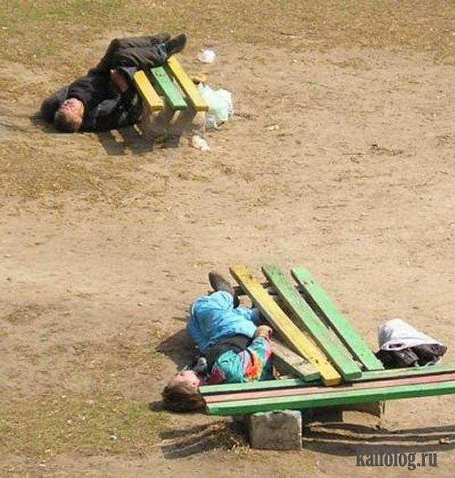 приколы пьяные девушки на пляже фото