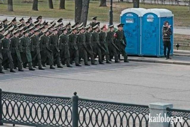 Армейские маразмы (50 фото)