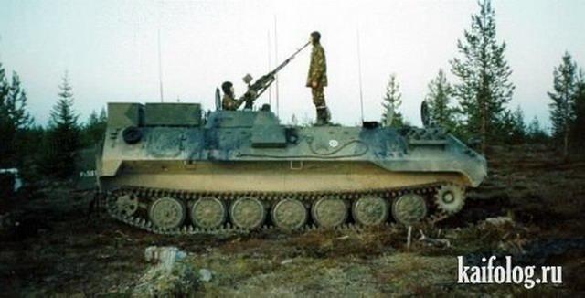 военные фотоприколы:
