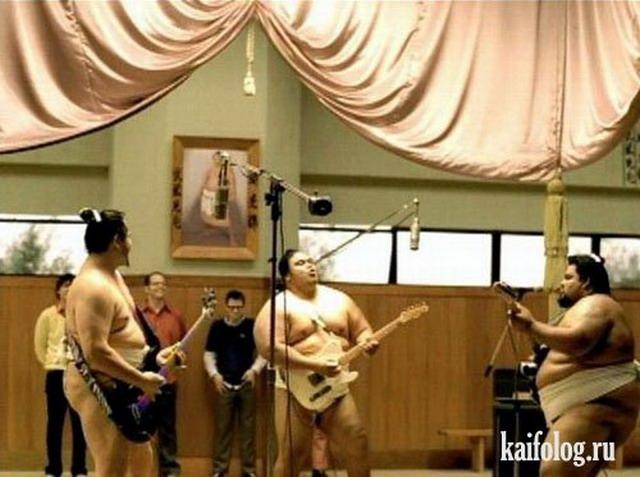 Отвязные музыканты. Часть-2 (45 фото)